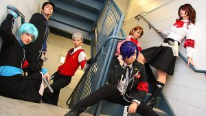 Persona 3: Stairs by evaliation
