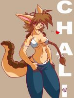 The Sexy Chali by ChaloDillo