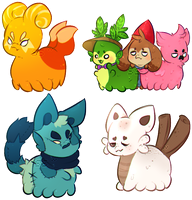 mini pacas | comms by saltinesmores