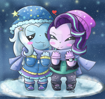 Startrix in the winter by KinGKerO