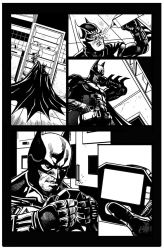 Batman: Arkham Origins Week 6 Page 104 by druje