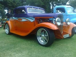 32 Ford by Moboist