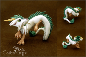 Custom order: Haku by CalicoGriffin