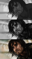 Drawing Dastan - Prince of Persia by ElfsDeathBox360
