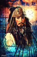 He's A Pirate... by sophiecowdrey