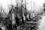 Old Cemetery by Caillean-Photography