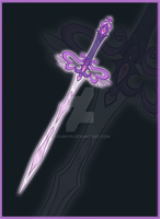 [Close] Adoptable Weapon Auction 27 by Kolmoys