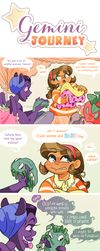 GJ test comic 001: Baby Toy by Saetje