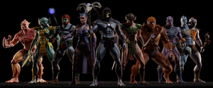 MOTU - Eternian Villains - 2 by paulrich