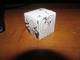 Con Cube by Tyrampax