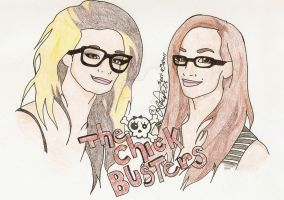 The Chick Busters by demifanatic