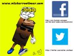 VISIT ME ON THE WEB AT www.mizterrootbeer.com by MIZTER-ROOTBEER