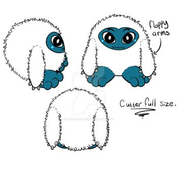 Yeti Squishable by PrinceClueless