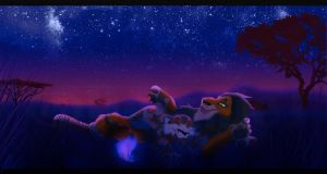 Look At The Stars by LanieJ