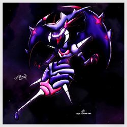 Pokemon of the Week - Naganadel by Noyle