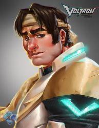 Voltron: Hunk by dr-conz
