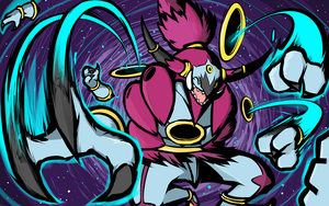 Hoopa Unbound | Hyperspace Fury
