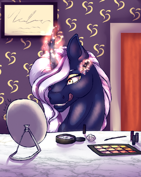 MLP: Getting ready by McEdgelord