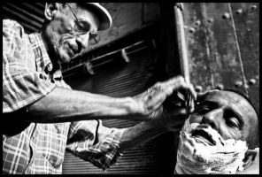 mobile barber by St3ntor