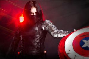 Winter Soldier by mysteria-violent