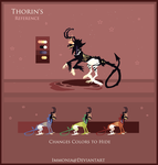 Thorin's Reference by Immonia