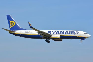 EI-ENO - Boeing 737-8AS - Ryanair by mysterious-one