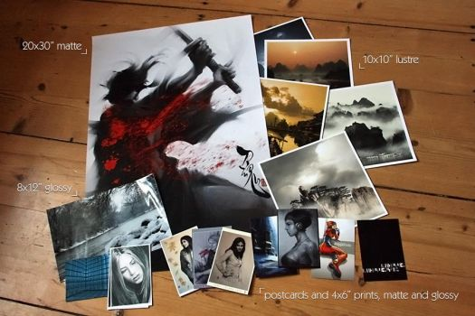 Photoprints by rotane