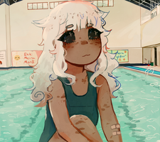 pool water isn't as tasty as i thought it'd be by seadrown