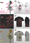 Musically Inspired Design entry by DrManiacal