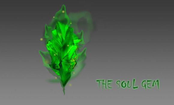 The Soul Gem by thuya14