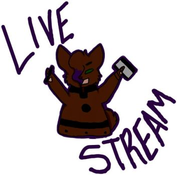 Livestream by Silverwolfey77
