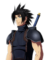 Zack Fair - Fire Emblem Fates Styled by CosmikArts