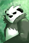 Pangoro by Butterscotch25