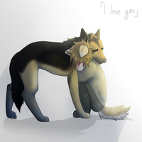 I miss you by FoxehhhAnime