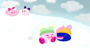 Winter Challenge 2 - Snowball Fight by Chenanigans