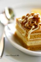 Pecan Caramel Slice by Foodtrip
