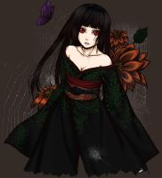 Enma Ai by 17oclock