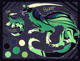 Doll Beast DTA/WTA [CLOSED] by Soulsplosion