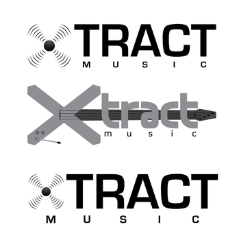 Xtract Music Final Logos by TheQZ