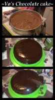 Chocolate cake! by KnitLizzy