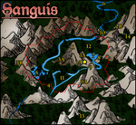 WoLF: Sanguis Territory map by DasChocolate