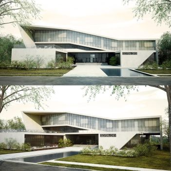 educational center option 2 by kasrawy