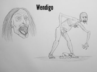 COTW#201: Wendigo Remade by Trendorman