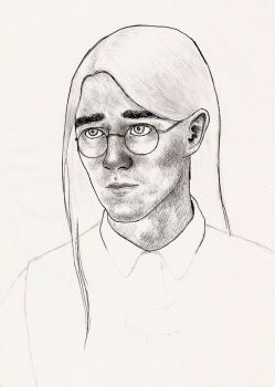 Young Dumbledore by Maitia