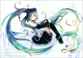 miku.. by Effier-sxy