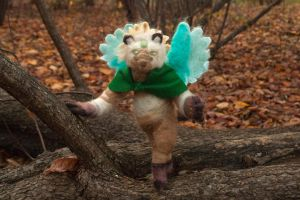 Felt Taum for Sparkling-Dogfish by Maresy