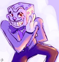 King Dice by CaptainBrookee