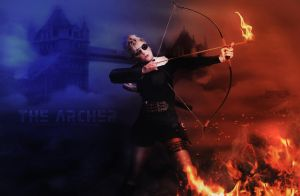 The Archer by bunnycore1