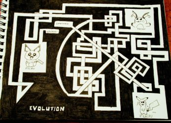 Evolution by cfry