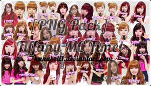 [PNG Pack] Tiffany MC Time! by HanaBell1